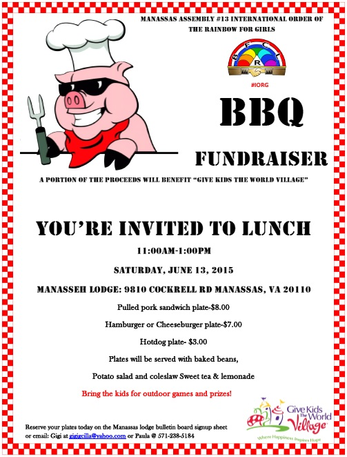 BBQ in Manassas